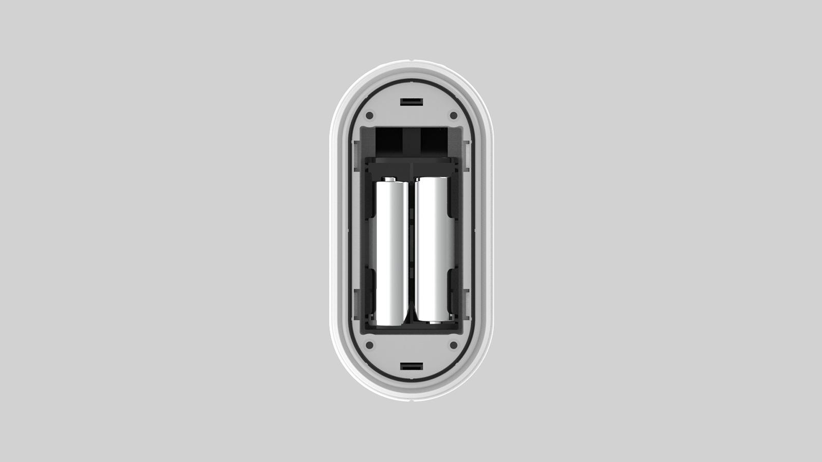 あらゆる場所へ携帯可能な電池方式